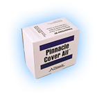 "Cover All 4"" x 6"" sheet of Clear Barrier Film with Adhesive Coating, roll"