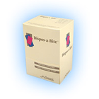 Dispos-a-Bite Pinnacle disposable bite blocks for panoramic X-Ray machines