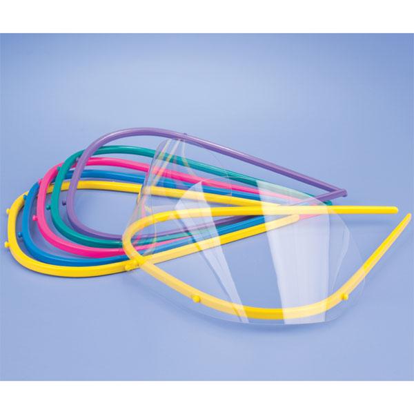 Googles Safety Glasses Disposable Lenses, Clear 25/Box. OSHA ...