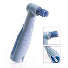 Perfect Pearl Disposable Prophy Angle - 200/Pk. Blue Shell, Dark Blue Pad