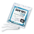 Safe-Tips EZ Universal Air/Water Syringe Tips 1600/Pk. Plastic with Metal Core