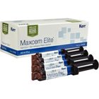 Maxcem Elite Bulk Pack - Clear - Self-Etch, Self-Adhesive Resin Cement for Indirect Restorations