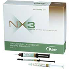 NX3 Introductory Kit: 1 Syringe Dual-Cure (5 Gm.) of each shade: Clear, White
