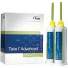 Take 1 Advanced Wash, Regular Body, Fast Set Refill VPS Impression Material
