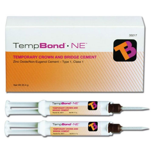 TempBond NE Noneugenol Temporary Cement - Automix