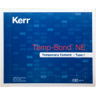 TempBond NE Tube EXPORT PACKAGE (Blue) - Non-Eugenol Temporary Cement, 1 - 50 g