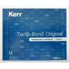 TempBond Original Tubes EXPORT PACKAGE (Blue) - Temporary cement - Type I, 1