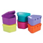 Keystone Denture Cups - New Age Assorted Colors,