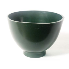 Keystone Flexible Bowl - Green, Large (600cc). Plaster, stone, investments