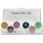 Keystone Hatho Habras Gloss Discs without Mandrel - Green, 48/Pk