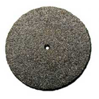 Keystone Roughing Disc, Pure Coarse Aluminum Oxide in a Heavy Duty