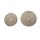 "Keystone Veri-Thin Discs, 3/4"" x .015"" (19 x 0.38 mm) for Cutting and Finishing"
