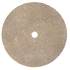 Keystone Ultra Flex Seperating Disc - Silicon Carbide, Grey, 10,000-12,000 rpm