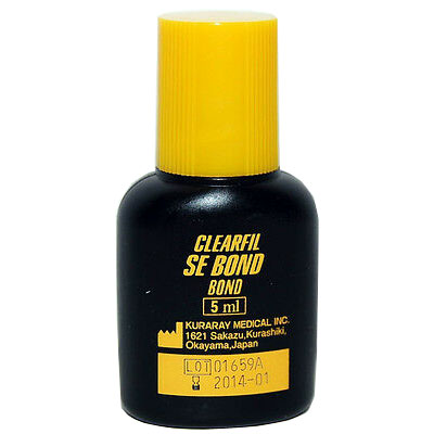 Clearfil SE Bond Only: 5 ml bottle of bonding liq