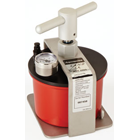 Aquapres High Capacity Hydraulic Pressure Curing Unit designed for use with self-Curing acrylic