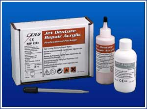 Jet Denture Repair Acrylic Denture Repair Acrylic