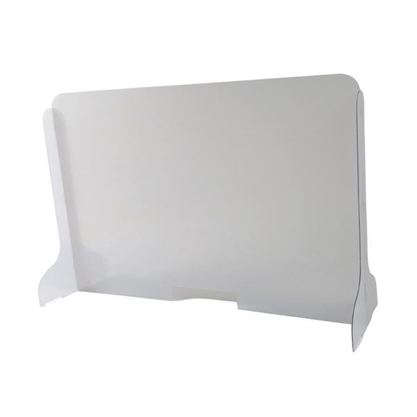 "KC Sneeze Guards 44""w x 22""h Flat Panel Sneeze Gu"