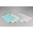 "Ehros Pro-Guard II Patient Bibs LAVENDER 13"" x 18"" 2-Ply Paper/1-Ply Poly"