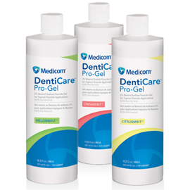 DentiCare Pro-Gel 2% Neutral Sodium Fluoride Gel