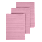 "Dry-Back Plus Medicom Dusty Rose plain rectangle (13"" x 18"") 3 ply Paper/1 ply"