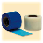 "Medicom 4"" x 6"" Clear Barrier Film, 1200 sheets per roll. Easy to apply"
