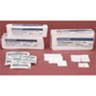 "Medicom 2"" x 2"" 8-ply Non-Sterile, 5000/cs, Exodontia Cotton-Filled Gauze"