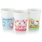 Medicom Hello Kitty 5 oz. Poly Coated Paper Cups, Case of 1000