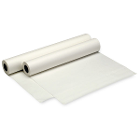 Medicom Standard Smooth Exam Table Paper 12 Rolls/Cs, White, 18