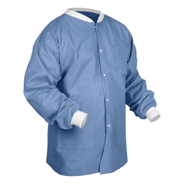 SafeWear Hipster Jacket - Deep Blue - Medium 12/Pk. Made from high quality