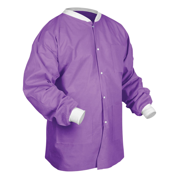 SafeWear Hipster Jacket - Plum Purple - Medium 12/Pk. Made from high quality
