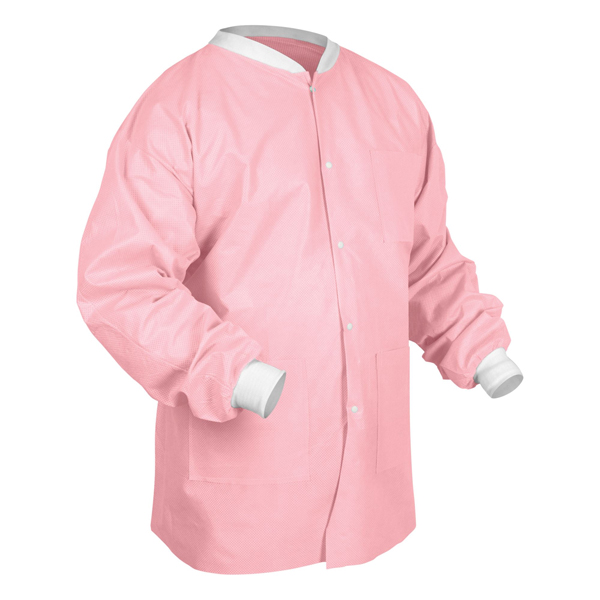 SafeWear Hipster Jacket - Pretty Pink - Medium 12/Pk. Made from high quality