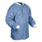 SafeWear Hipster Jacket - Deep Blue - Small 12/Pk. Made from high quality