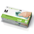 Aloetouch 3G Synthetic Exam Gloves: X-LARGE 100/Bx. Powder-Free, Smooth, Aloe