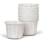 Medline Disposable Paper Souffle Cups - 1 oz. 250