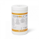 "Micro-Kill AF2 Disinfecting Wipes- X-Large 7"" x 15"", 65 ct /canister. 1 Each"