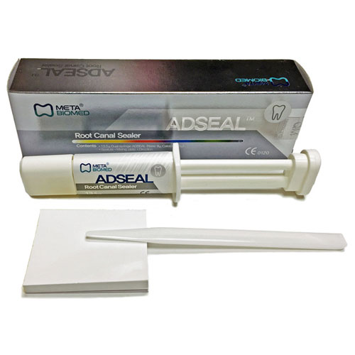 Adseal Resin-Based Root Canal Sealer, Radiopaque,