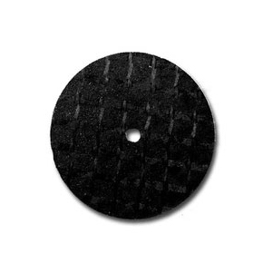 BesQual Fiber Disc - Diamond Reinforced, Unmounte