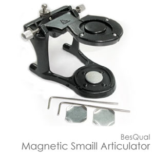 BesQual Small Magnetic Articulator. Comes with ma