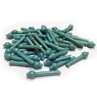 BesQual Casting Sprue Wax with Reservoir - 10 gauge, green 50/Pk. Used