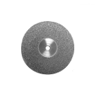 BesQual Diamond Disc DIA #2 - Unmounted, Flex Double Sided. 0.15 x 22mm