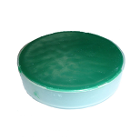 "BesQual Inlay Wax, Green. Size: 3.82"" x 0.835"". Weight: 100g (3.5oz)"