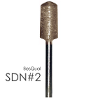 BesQual Sintered Diamond Burs - SDN #2. HP Shank 2.35mm. Use for all metals