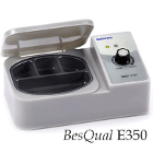 BesQual Wax Pot E350. Easy to use and operate. Heats wax quickly and maintains