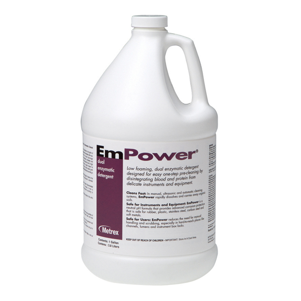 EmPower Enzymatic Solution, Fresh Scented. 4 x 1