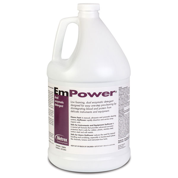 EmPower 1 Gal. Enzymatic Solution, Fresh Scented.