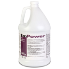 EmPower 1 Gal. Enzymatic Solution, Fresh Scented. Dual-Enzymatic Detergent
