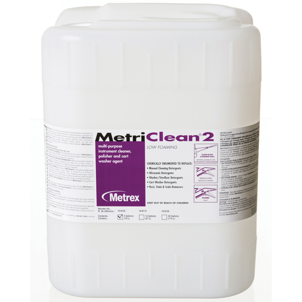 MetriClean2 Multi-Purpose Instrument Cleaner 15 G