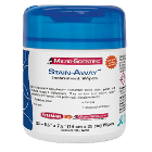 Micro-Scientific Stain-Away Instrument Wipes, 20-Ct Can. Convenient, ready