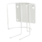 Micro-Scientific Metal Wall Bracket for Opti-Cide Wipe Canister. Single bracket