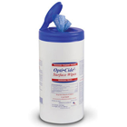 "Opti-Cide3 Surface Disinfectant Wipes, Large 6"" x 10"", 100 wipes per can, case"